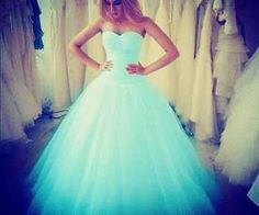 New Arrival Ball Gown Prom Dress,Sweetheart Blue Prom Gown Dress,Tulle Girl Dress Evening Formal Gown