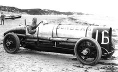 July 21 1925 Pendine Sands, Wales Sir Malcolm Campbell Great Britain ...