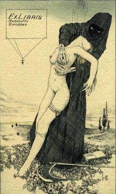 Les albums de Céline E.: Eros et Thanatos - Opus 6