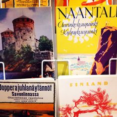 Kesämatkakohteita Suomessa / Destinations for #summer getaways in #Finland