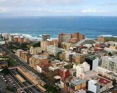 Newcastle .  New South Wales Australia. ¤ A birds eye  view.¤
