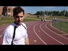 4 x 100 drils - YouTube