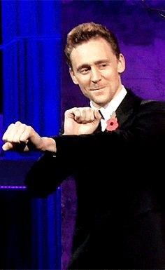 The year 2013 was a great one because the man behind Loki was doing a ton of promotion for Thor: The Dark World, and this is when we discovered Tom Hiddleston's amazing dancing talent. I don't mean he can waltz a perfect box step (although he could p