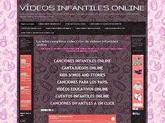 Red de blogs con la más completa colección de canciones infantiles.