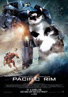 Risultati Immagini Per Movie Posters Reimagined With Cat