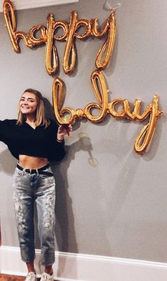 just happy to be here 3rd Birthday Pictures, Happy Birthday Wishes Photos, Happy Birthday Balloons, Birthday Goals, 15th Birthday, Birthday Decorations At Home, Birthday Post Instagram, Birthday Party Photography, Cute Couple Poses