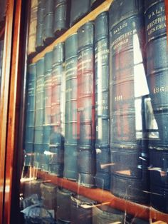 Old books fascination