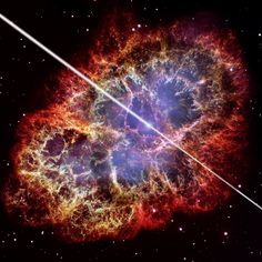 Crab Pulsar Dazzles Astronomers with its Gamma-Ray...