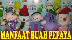 MANFAAT BUAH PEPAYA ll Finger Family Education