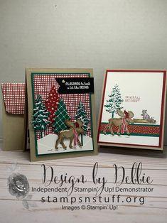 Dyi Christmas Cards, Christmas Frames, Christmas Catalogs, Stampin Up Christmas, Christmas Deer, Christmas Wishes, Christmas 2019, Holiday Cards, Moose Lodge