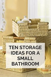 Whether you live in an apartment, your first home, or your dream home, one place that can lack storage is the bathroom. You might have a little guest bathroom or your master bathroom might be big on a...