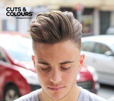 Teen Hairstyle | Jongens Kapsels