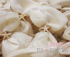 Perfectmoments - Μπομπονιέρες Γάμου Burlap, Slippers, Reusable Tote Bags, Gaia, Hessian Fabric, Slipper, Jute, Flip Flops, Canvas