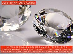 Mark Bronner Diamonds explains how to buy diamonds without breaking the bank