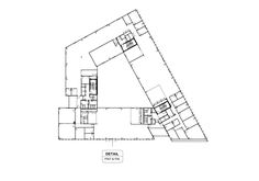 Image 26 of 34 from gallery of Blackpool Talbot / AHR Architects. Floor Plan