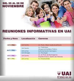 Universidad Abierta Interamericana – UAI  Hacé tu consulta a un representante de #UAI y obtené mayor información, ingresando en el siguiente link: http://quevasaestudiar.com/estudiar-en-Universidad-Abierta-Interamericana-16