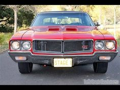"""This is the best 1970 Buick GS 455 Stage 1 I have come across - restored by a legend in the GS world George Steele of GS Restorations. On my """"must have"""" list for sure! A work of art beutiful car. Buick Gsx, Buick Roadmaster, Buick Skylark, Gs World, Power Ran, Detroit Motors, National Car, Buick Cars, Performance Cars"""
