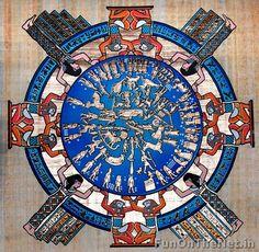 Ancient Egyptian calendar