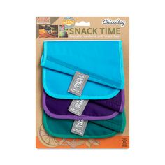 Shop ChicoBag rePete Reusable Sandwich and Snack Bags at wholesale price only at ThriveMarket.com