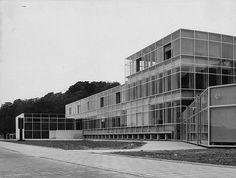 gerrit rietveld… art academy, arnhem, nl, 1963@ germanpostwarmodern