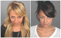 NICOLE RICHIE Celebrity Mug Shots: The Usual & Unusual Suspects | Celebrity and Entertainment News | PressRoomVIP - Part 11