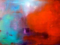 Laurel Holloman  Enlightened - 40x60 - Oil On Canvas