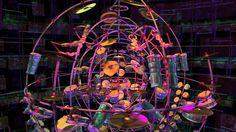 Animusic - Gyro Drums [HD] ....... VIA: YOU TUBE