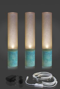 Modular lamp of Cylinder LED uplight lamp for atmosphere lighting. Great as Hygge lights , achieve cozy atmosphere for relaxing and reviving.
