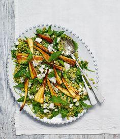 A vegetarian salad r