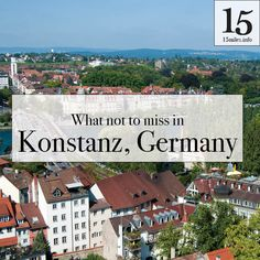 what to see in konstanz germany