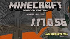 Download Minecraft PE 1.17.0.56 for Android | Beta Minecraft Pe, Caves, Android, Blanket Forts, Cave