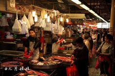 香港:平靓正的海鲜街市
