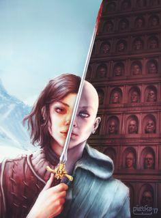 Arya Stark - Game of Thrones fanart