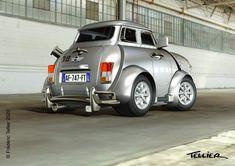 Mini S, Vehicles, Car, Automobile, Cars, Cars, Vehicle