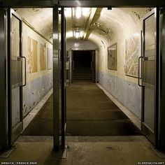 Old Subway Tunnels | ... Abandoned Metro Stations and an Abandoned Tunnel with Vintage Trains