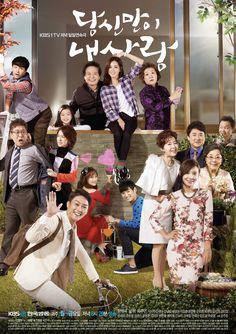 DRAMA KOREA Only You, My Love DETAIL DRAMA || http://tamura-k-drama.blogspot.com/2014/10/drama-korea-only-you-my-love.html