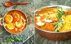Journey Kitchen: Egg Korma - Fragrant, Flavorful and Nutty Egg Curry