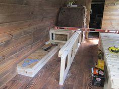 Building the Second Bed – Bizurkur.com