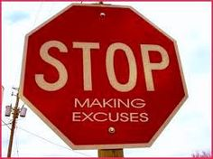 The best top ten exercise excuses I have heard in my career as a personal trainer and physician. Faire Des Excuses, Arthritis, Just Do It, Just In Case, Environmental Print, Environmental Education, Fitness Motivation, Fitness Goals, Fitness Fun