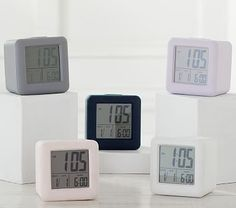 Digital Clocks #pbkids