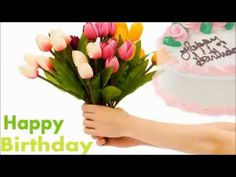 Best birthday wishes cake awesome ideas Happy Birthday Flower Cake, Happy Birthday Chocolate Cake, Birthday Wishes For Girlfriend, Birthday Wishes For Him, Birthday Cards For Brother, Valentines Day Birthday, Birthday Wishes Quotes, Birthday Crafts, Birthday Cake Girls