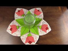 How to make a Snowman Centerpiece - Some of My Best Friends are Flakes - YouTube