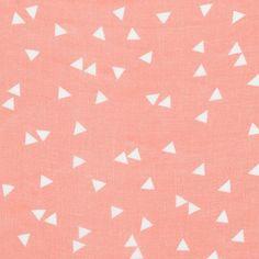 Tissu viscose triangles Mondial Tissus