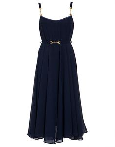 Brit Dress Navy via Ida Sjostedt. Click on the image to see more!