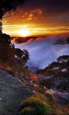 Sunset / rise...