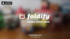 Foldify by Pixle. Available on the App Store - http://itunes.com/apps/foldify