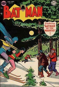Batman #78 first appearance of Roh Kar the Manhunter from Mars