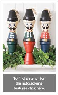 Nutcrackers @Meela Tippetts you could make these Meela! I'm so going to make them :)