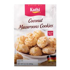 Shop now and discover new products for everyday use or special occasions. New flavors, hot deals. Coconut Cookies, Coconut Macaroons, Grocery Store, Deli, Old World, Breakfast, Food, Morning Coffee, Essen