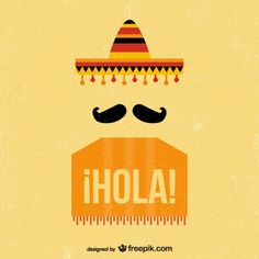 Obtain of free vector, saved, photographs in HD and PSD Vector Mexicanos Obtain Mexican Colors, Mexican Hat, Mexican Style, Restaurant Concept, Logo Restaurant, Mexican Graphic Design, Mexico Party, Cartoon Sketches, Up Book